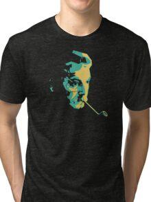 Georges Brassens Tri-blend T-Shirt