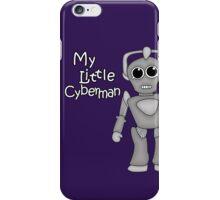My Little Cyberman iPhone Case/Skin