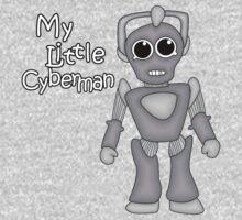 My Little Cyberman One Piece - Long Sleeve