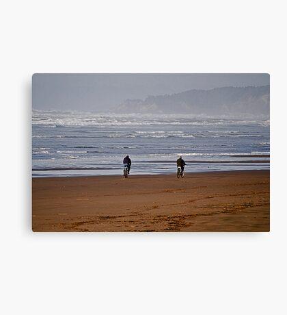 Jules et Jim? Canvas Print