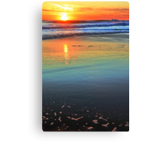 Dear Planet Earth....if you knew how much I love You.... Canvas Print