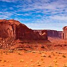 Monument Valley Rocks by Nickolay Stanev