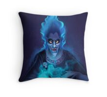 Hades. Throw Pillow