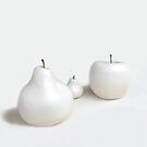 White fruits by Bluesrose