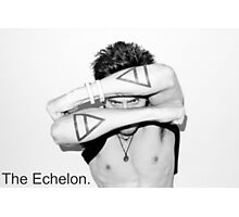 Jared Leto (30STM) - The Echelon Tattoo Photographic Print