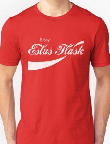 Coca Cola Estus Flask Unisex T-Shirt