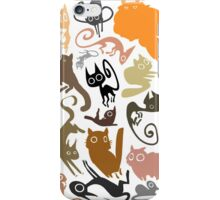 So Many Cats! iPhone Case/Skin