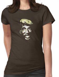 Thomas Sankara Womens Fitted T-Shirt