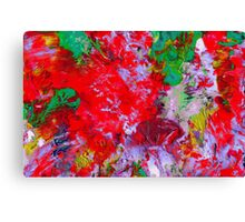 red-y or not... Canvas Print