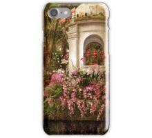 Orchid Show iPhone Case/Skin