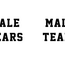 Male Tears Ironic Misandry Black Coffee Mugs by SOVART69