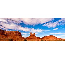 Rocky Panorama Photographic Print
