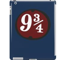 Harry Potter: Platform 9 3/4 iPad Case/Skin