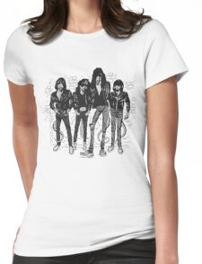 Ratmones Womens Fitted T-Shirt