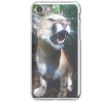 Cougar  iPhone Case/Skin
