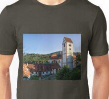 St Mang's Basilica, Füssen Unisex T-Shirt
