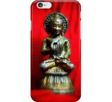 Ancient Bronze Statue - Buddha iPhone Case/Skin