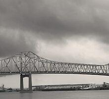 Ominous Bridge by kelseycowin