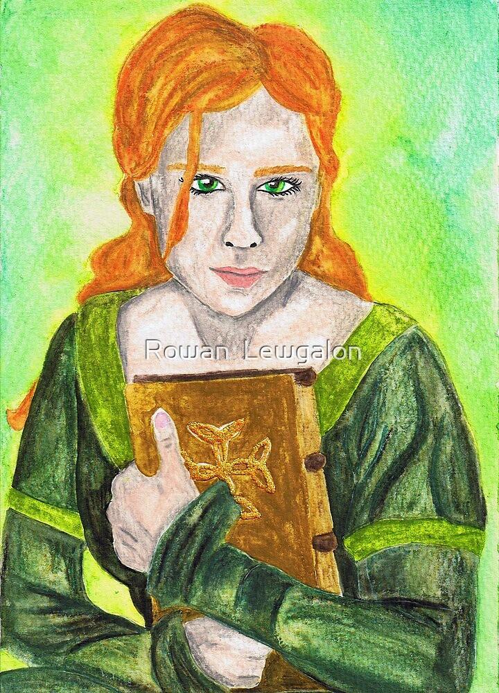 Daughter of Fál by Rowan  Lewgalon