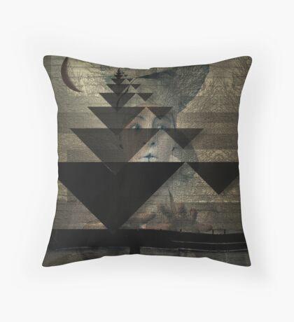Sorcerer's Apprentice Throw Pillow