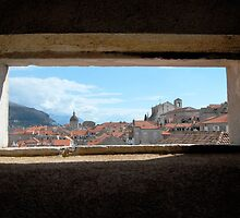 The view- Dubrovnic by lenroc