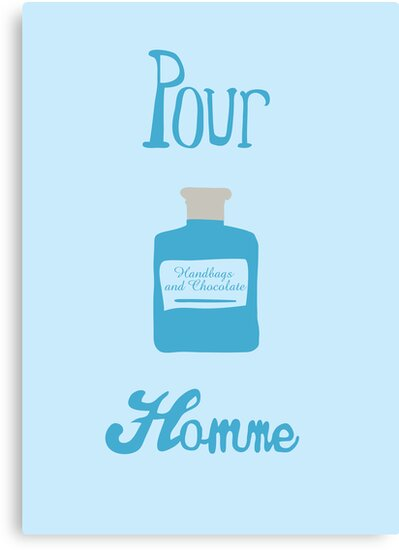 Pour Homme by Stephen Wildish