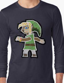 A Link Between Worlds Green Long Sleeve T-Shirt