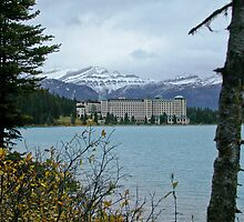 Fairmont Chateau Lake Louise by Gerry Danen