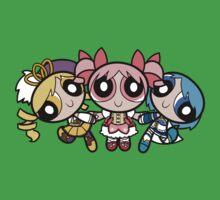 Puella Magi Girls Kids Clothes