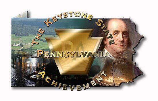 Keystone Achievement by Susana Weber