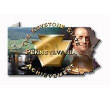 Keystone Achievement Photographic Print