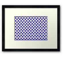 vector Framed Print