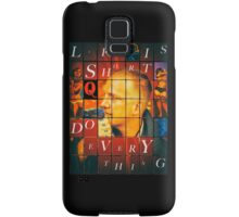 Life is Short... Samsung Galaxy Case/Skin
