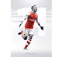 Mesut Ozil - The AFC Collection Photographic Print