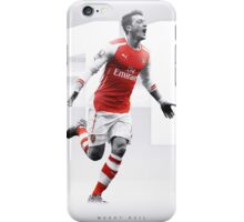 Mesut Ozil - The AFC Collection iPhone Case/Skin