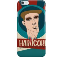 HARDCORE iPhone Case/Skin