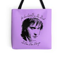 """Darcy """"you have bewitched me"""" Tote Bag"""