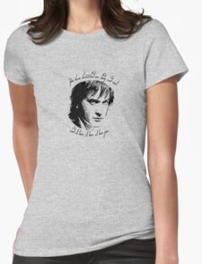 """Darcy """"you have bewitched me"""" Womens Fitted T-Shirt"""