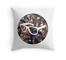 Rayban Throw Pillow