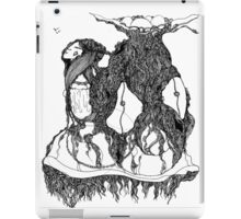 The Empress is attached to her Wardrobe iPad Case/Skin