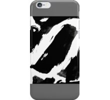sumi e [joints] iPhone Case/Skin