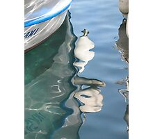 Water Reflection 2 - JUSTART © Photographic Print