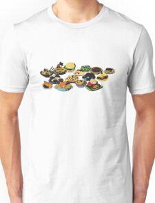 Kitchen Scramble Unisex T-Shirt
