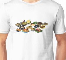 Kitchen Scramble Unisex T-Shirt
