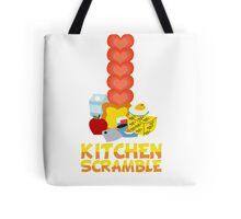Kitchen Scramble Tote Bag