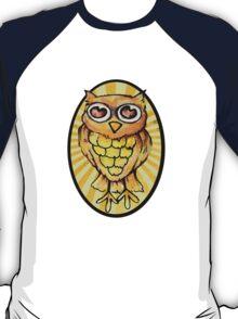 Cute Retro OWL T-Shirt