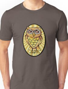 Cute Retro OWL Unisex T-Shirt