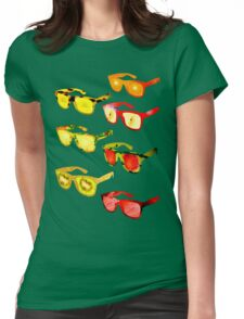 Fruit Medley Womens Fitted T-Shirt