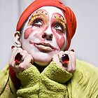 The Clown by Geerah Baden-Karamally