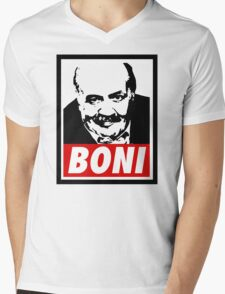 BONY Mens V-Neck T-Shirt